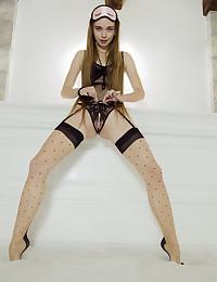 Milena D bare in erotic..