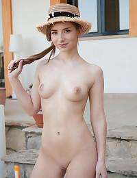 Briana naked in erotic..