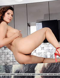 Suzanna A nude in erotic..