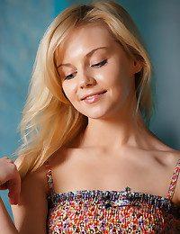 Charming blondie darling..