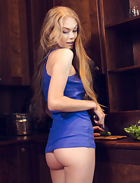 Nancy A nude in erotic..