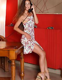 Lorena B nude in glamour..