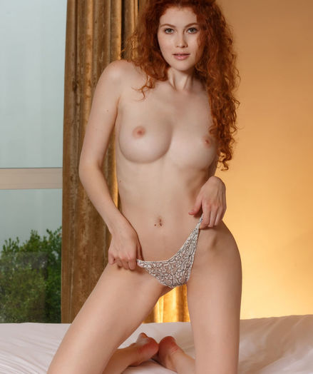 Adel C bare in softcore TEMIZA gallery - MetArt.com