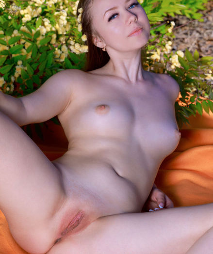 Julia Sugary-sweet nude in softcore Succulent NATURE gallery - MetArt.com