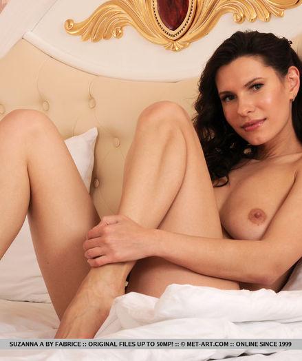 Suzanna A nude in erotic LACE DREAMS gallery - MetArt.com