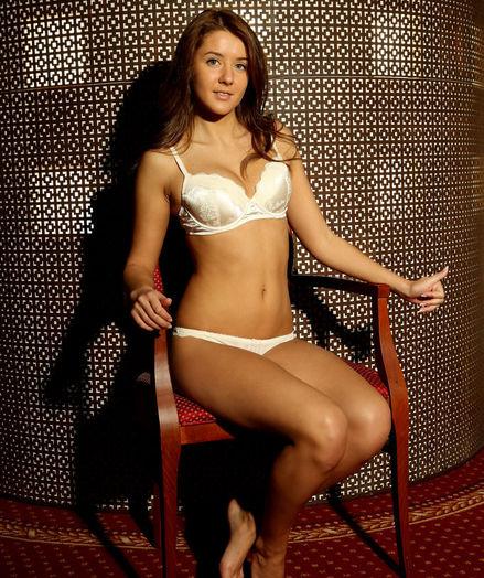 Sybil A nude in erotic FORMAL HALL gallery - MetArt.com
